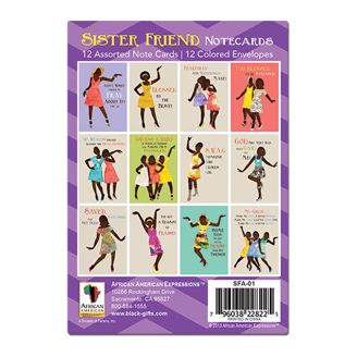 Picture of SISTER FRIEND NOTE CARD ASSORTMENT 1
