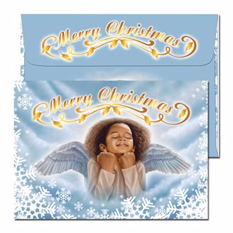 Picture of C870 Angel Merry Christmas