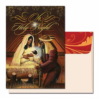 Picture of C913 Holy Night Nativity