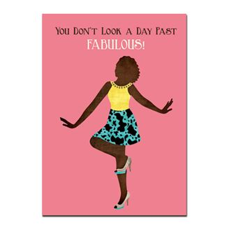 Picture of Day Past Fabulous Card