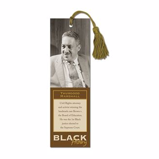 Picture of BM79 Thurgood Marshall Bookmark