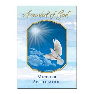 Picture of Anointed - Minister Appreciation