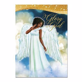 African American Glory to Go Card
