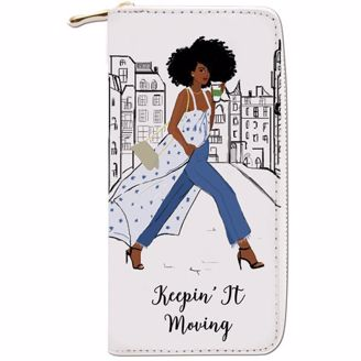 Picture of WL06 Keepin It Moving Wallet