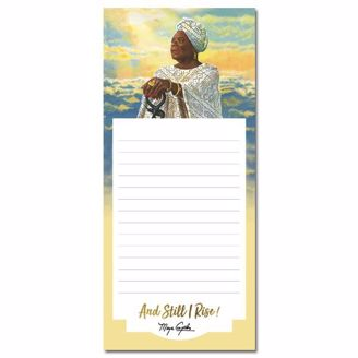 Picture of MNP121 And Still I Rise Magnetic Notepad