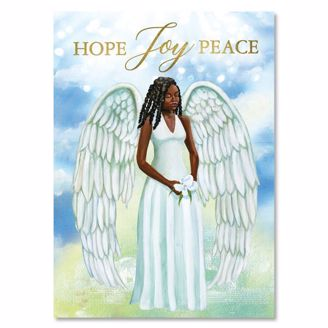Picture of C947 Hope Joy Peace Angel