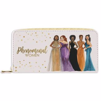 Picture of WL10 Phenomenal Women Wallet