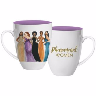 Picture of CHMUG42 Phenomenal Women Mug