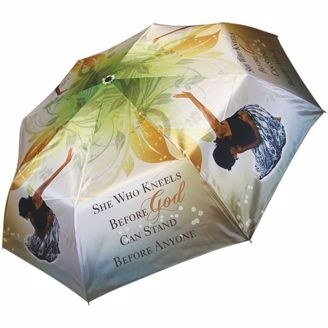 Picture of UM04 She Who Kneels Umbrella