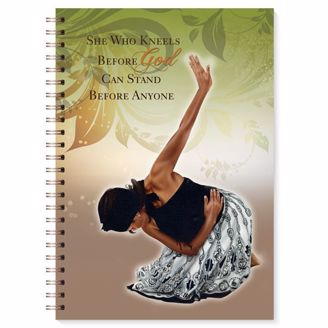 Picture of J133 She Who Kneels Journal