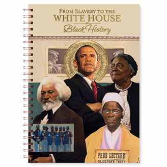 Picture of J186 Black History Wired Journal