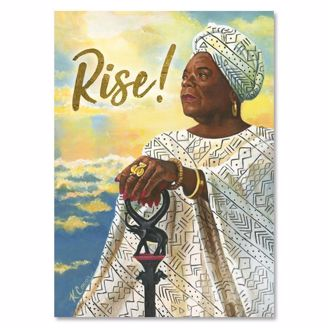 Picture of AOLJEN87 Rise - Maya Angelou