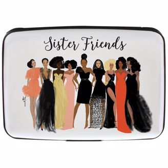 Picture of CHC02 Sister Friends Card Holder