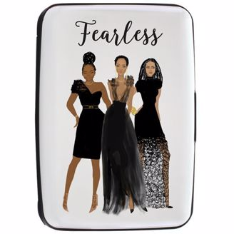 Picture of CHC03 Fearless Card Holder