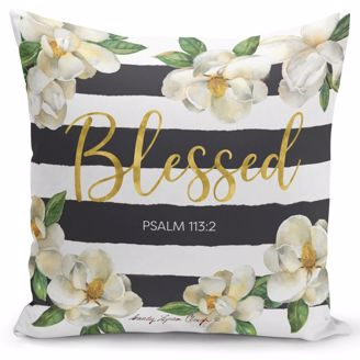 Picture of PC01 Blessed Magnolia Pillow Cover