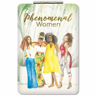 Picture of PM15 Phenomenal Women (Version 2) Compact Mirror