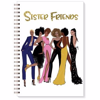 Picture of J211 Sister Friends 2 Wired Journal