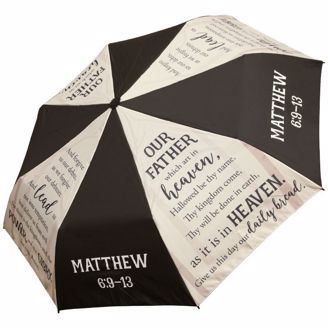 Picture of UM08 Lord's Prayer Umbrella