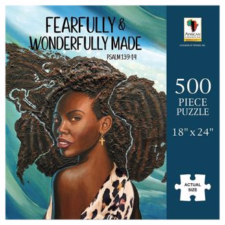 Picture of PUZ20 Wonderfully Made Puzzle