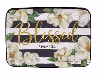 Blessed Magnolia Sandy Clough Card Holder CHC10