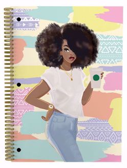 Sister Friends Nicholle Kobi Large Notebook Set of 3 NBL02