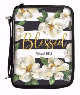 Blessed Magnolia Sandy Clough Bible Organizer BO149